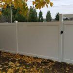 buy pvc fence online