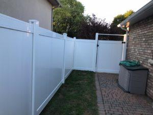pvc fence oakville
