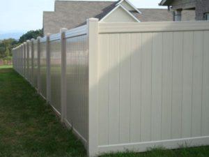 pvc fence richmond hill