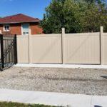 pvc fence markham