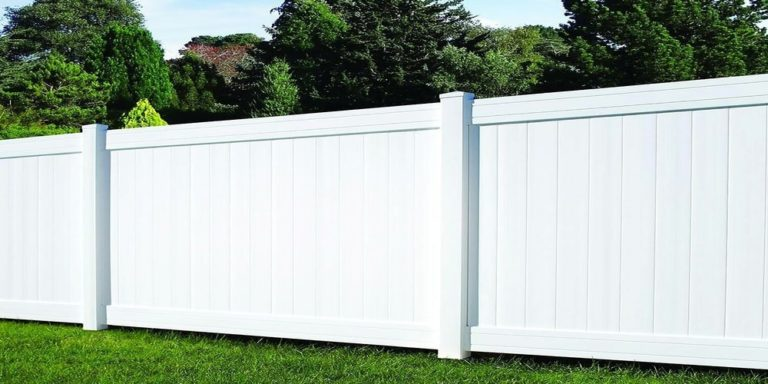 pvc fence toronto